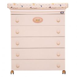 Bath Chest Ivory Jessica Pali