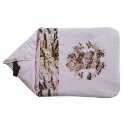 Pink Floral Sleeping Bag