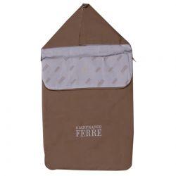 GF Ferre Sleeping Bag with Nursery Bag - Brown