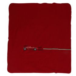 Ferrari Blanket - Red