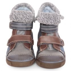Multicolored Winter Style Boots