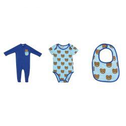 Pyjama+Body+Bib Moschino