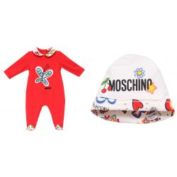Moschino Overall with Hat