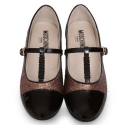 Shoes Brown Moschino