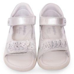 Sandal Silver Naturino