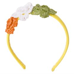 Quis Quis Headband - Yellow