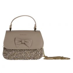 Monnalisa Handbag - Gray