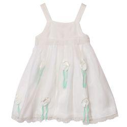 Pamilla Dress - White