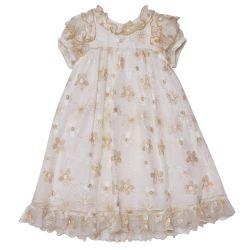 Lesy Dress - Gold
