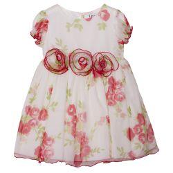 Lesy Dress - White