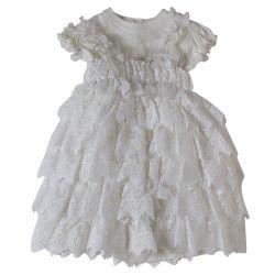 Ibimbi Dress - White