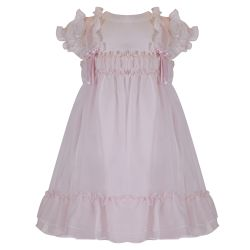 Ibimbi Dress & Blouse - Pink