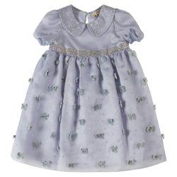 Purple Jewelry Dress