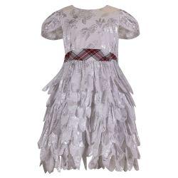 Miss Grant Dress - Silver