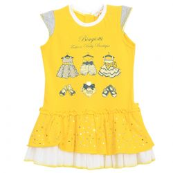 Laura Biagiotti Dress - Yellow
