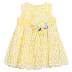 Aletta Dress - Yellow