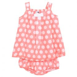 Moschino Dress With Underpants - Pink