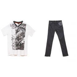 T-shirt+PantRCavalli