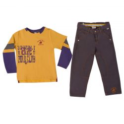 Polo Club Sweater with Pants