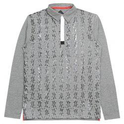 Billionaire Polo Shirt - Grey