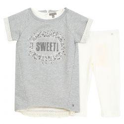Microbe T-Shirt With Leggings