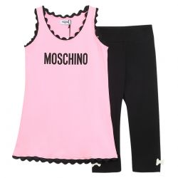Moschino Top with Leggings