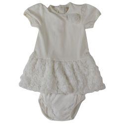 Emile Et Rose Dress - White