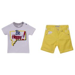 GF Ferre T-Shirt & Bermuda Shorts