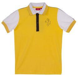 Ferrari Polo - Yellow