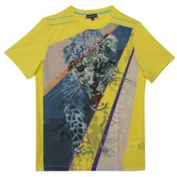 Roberto Cavalli T-Shirt - Yellow