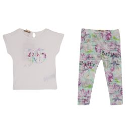 John Galliano T-Shirt & Leggings