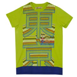 John Galliano T-Shirt - Green