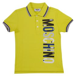 Moschino Polo - Yellow