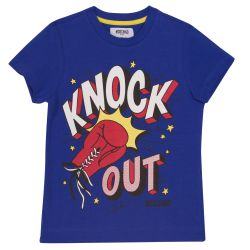 Moschino T-Shirt - Blue