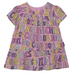Moschino Baby Dress - Pink