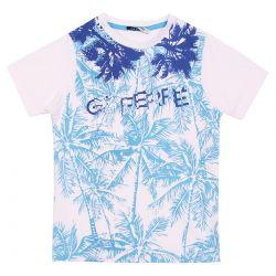 Blue Summer Tree T-Shirt