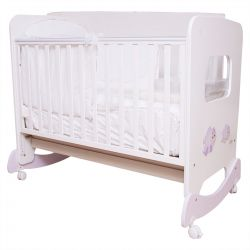 Baby Bed+Mat Dolce Sogno Azur