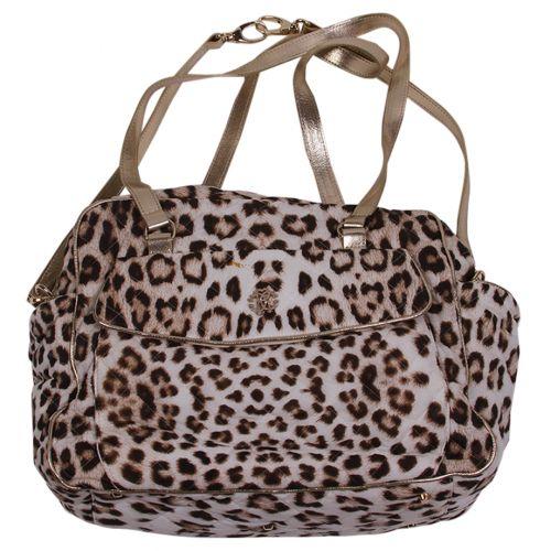 Leopard Style Nursery Bag