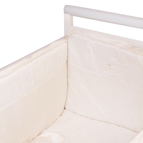 "Beige ""Bear"" Bedding Cover Set"