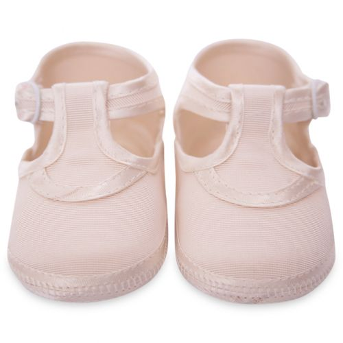 Pale Pink Baby Shoes