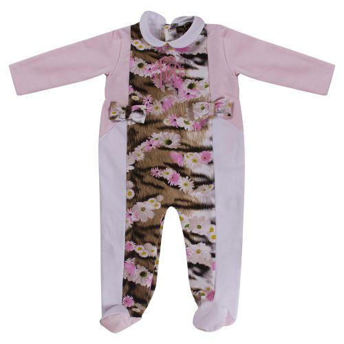 Pink Floral Pyjama