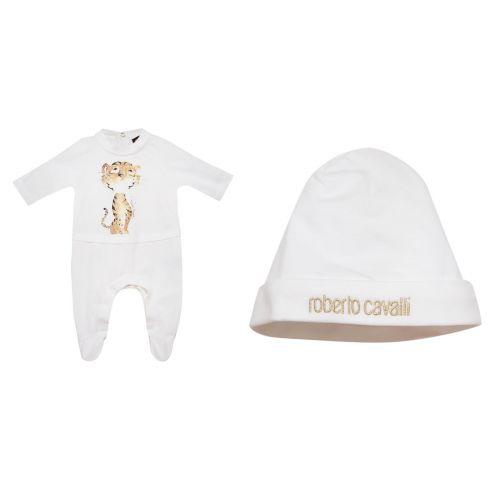 Pyjama+Hat+Bib R.Cavalli