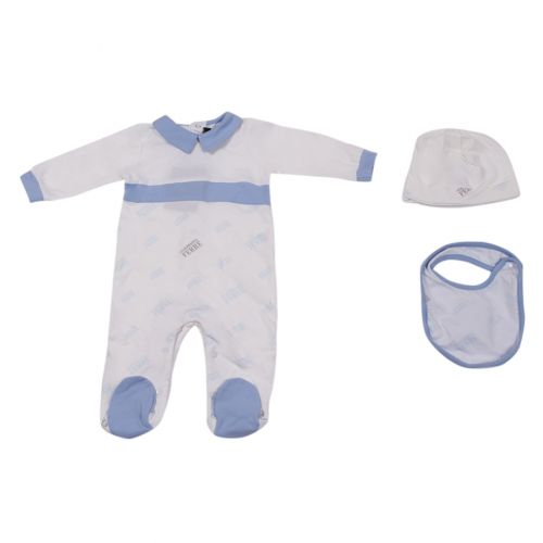 Pyjama+Hat+Bib GF Ferre
