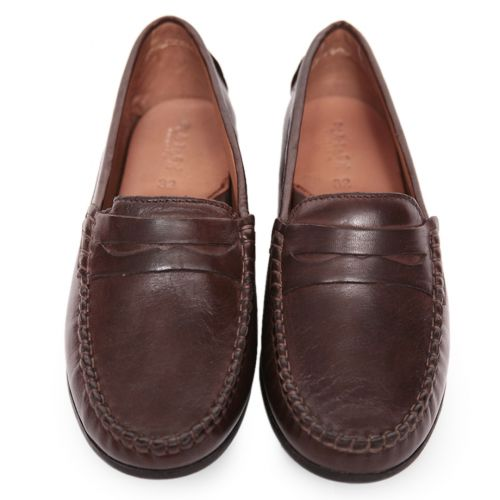 Cocoa Brown Formal Shoes