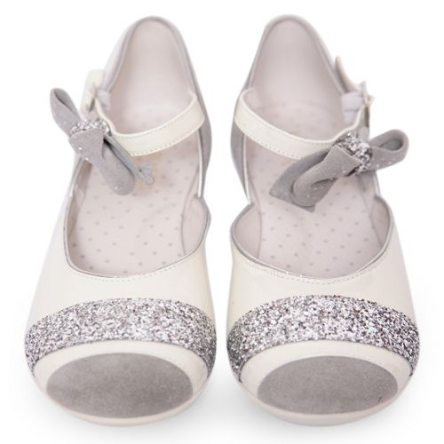 White and Grey Tone Shoes Design