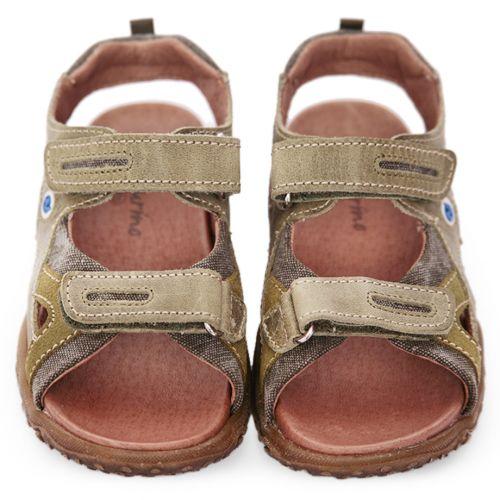 Khaki Green Tone Sandals