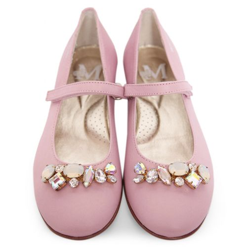 Pink Classic Shoes