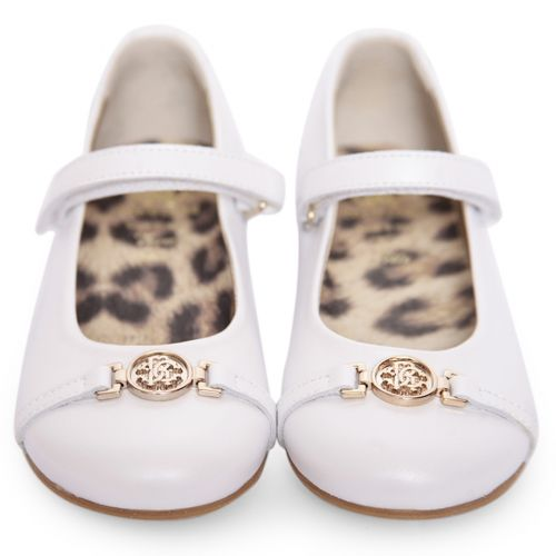 White Classic Shoes