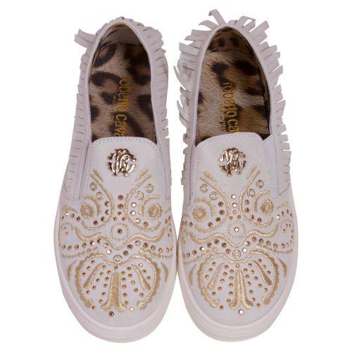 Roberto Cavalli Shoes - White