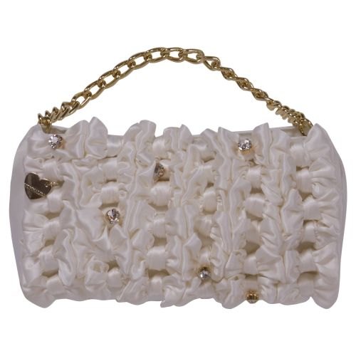 Monnalisa Handbag - White